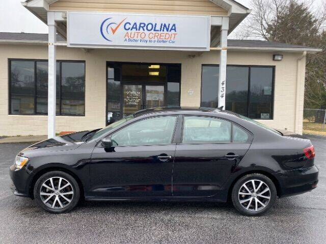 2016 Volkswagen Jetta for sale at Carolina Auto Credit in Youngsville NC