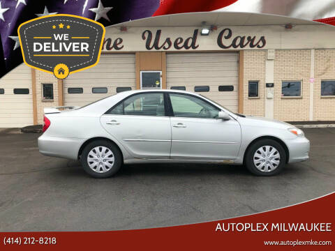 2003 Toyota Camry for sale at Autoplex 3 in Milwaukee WI