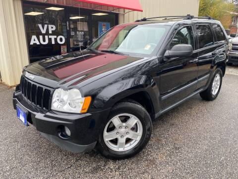 2007 Jeep Grand Cherokee for sale at VP Auto in Greenville SC