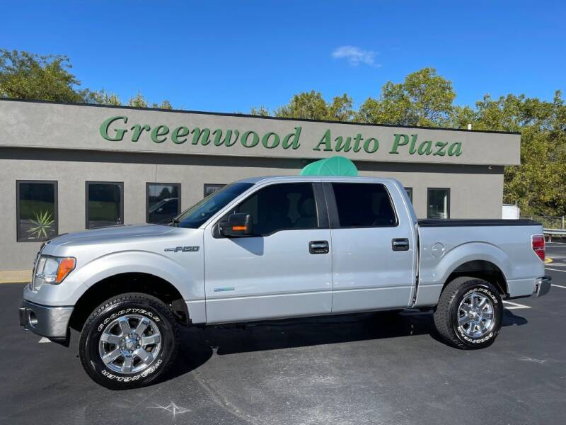 2013 Ford F-150 for sale at Greenwood Auto Plaza in Greenwood MO