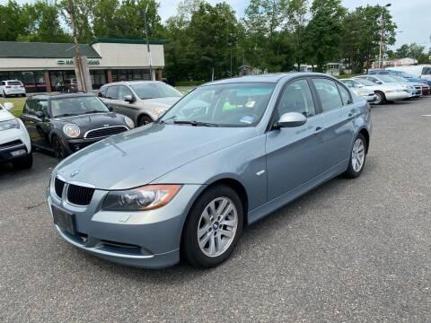 2007 BMW 3 Series for sale at Union Avenue Auto Sales in Hazlet NJ