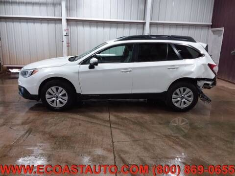2017 Subaru Outback for sale at East Coast Auto Source Inc. in Bedford VA