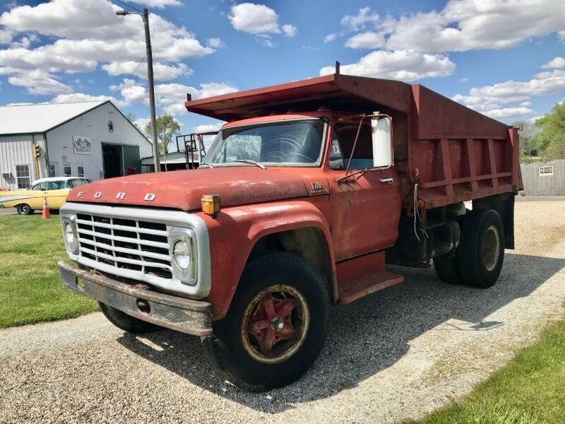 1978 Ford F-700 for sale at 500 CLASSIC AUTO SALES in Knightstown IN