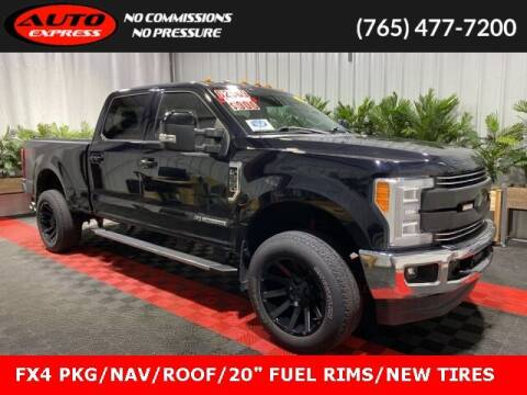 2017 Ford F-350 Super Duty for sale at Auto Express in Lafayette IN