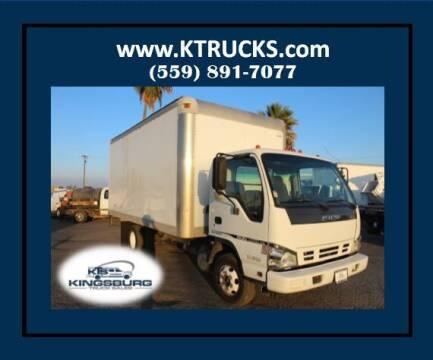 2006 Isuzu NPR-HD for sale at Kingsburg Truck Center in Kingsburg CA