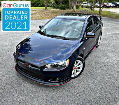 2013 Mitsubishi Lancer for sale at Brothers Auto Sales of Conway in Conway SC