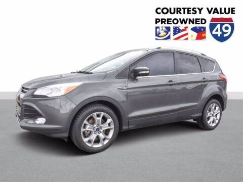 2016 Ford Escape for sale at Courtesy Value Pre-Owned I-49 in Lafayette LA