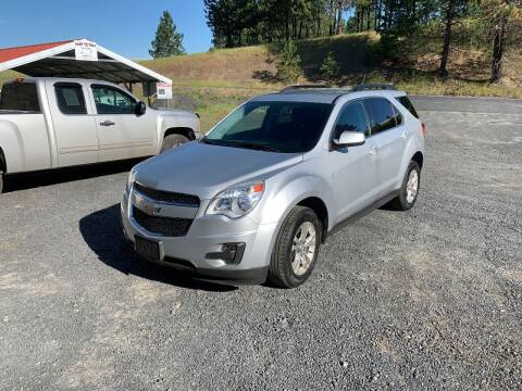 2015 Chevrolet Equinox for sale at CARLSON'S USED CARS in Troy ID