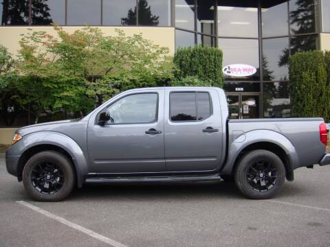 2020 Nissan Frontier for sale at Western Auto Brokers in Lynnwood WA