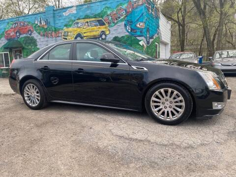 2011 Cadillac CTS for sale at Showcase Motors in Pittsburgh PA
