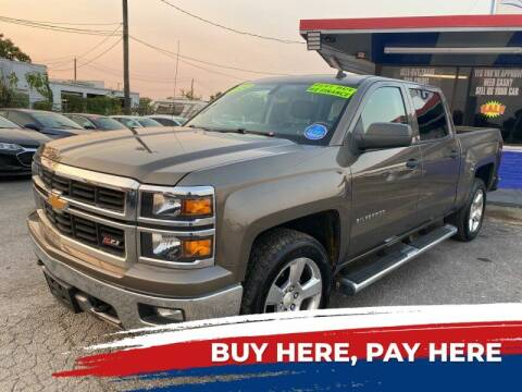 2014 Chevrolet Silverado 1500 for sale at Cow Boys Auto Sales LLC in Garland TX