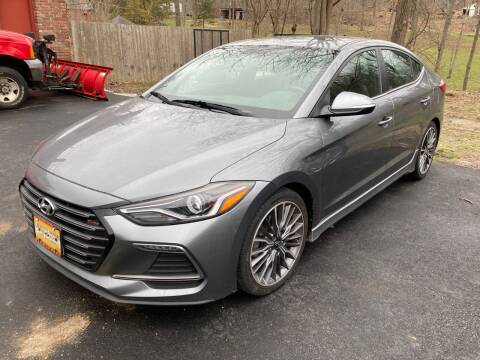 2017 Hyundai Elantra for sale at Lafayette Motors in Lafayette NJ