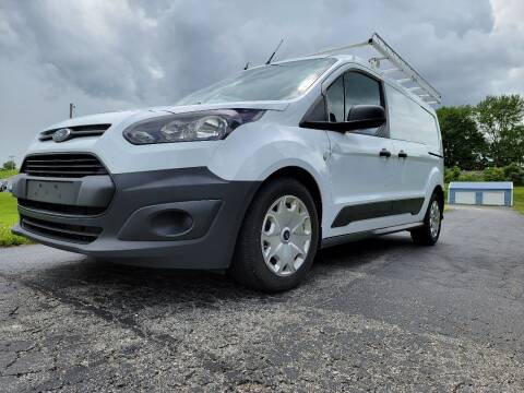 2015 Ford Transit Connect Cargo for sale at Sinclair Auto Inc. in Pendleton IN