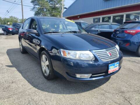 2007 Saturn Ion for sale at Peter Kay Auto Sales in Alden NY