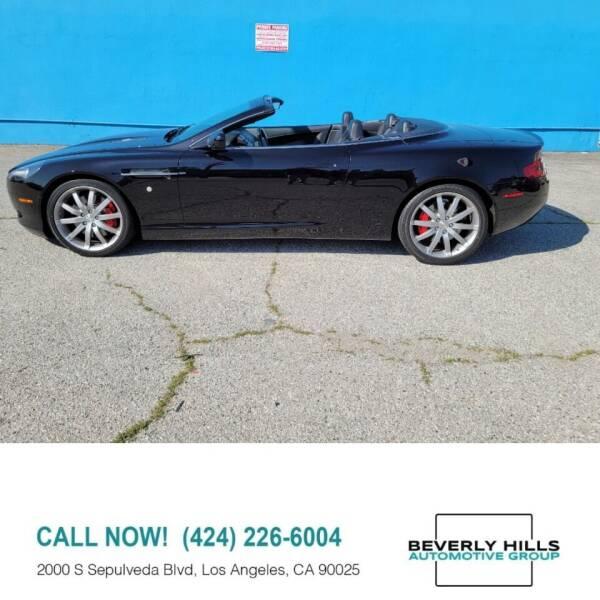 Used Aston Martin Db9 For Sale In Las Vegas Nv Carsforsale Com