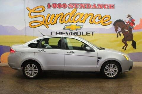 2008 Ford Focus for sale at Sundance Chevrolet in Grand Ledge MI