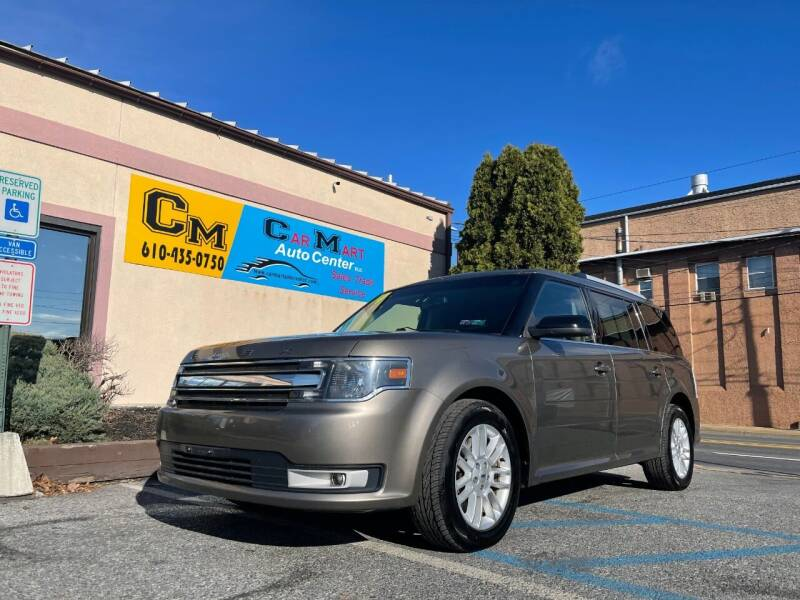 2014 Ford Flex for sale at Car Mart Auto Center II, LLC in Allentown PA