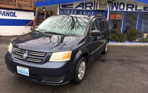 2008 Dodge Grand Caravan for sale at Car World Inc in Arlington VA