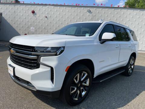 2021 Chevrolet Tahoe for sale at Vantage Auto Group - Vantage Auto Wholesale in Moonachie NJ