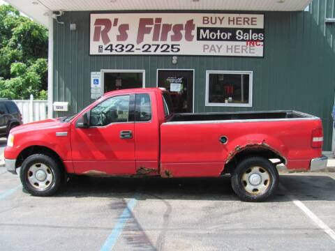 2004 Ford F-150 for sale at R's First Motor Sales Inc in Cambridge OH