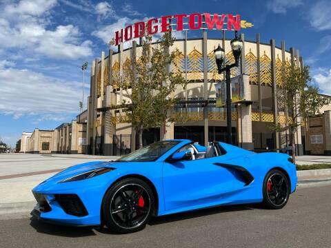 2021 Chevrolet Corvette for sale at Beaton's Auto Sales in Amarillo TX