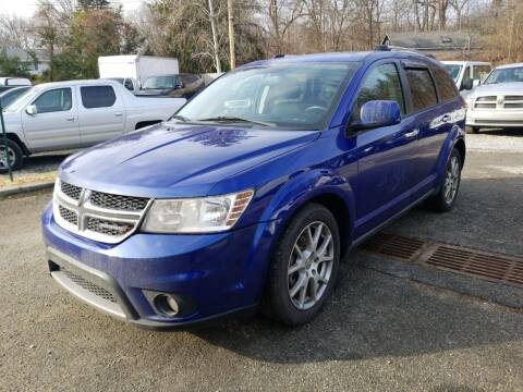 2012 Dodge Journey for sale at AMA Auto Sales LLC in Ringwood NJ