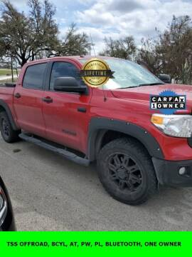 2017 Toyota Tundra for sale at Nissan of Boerne in Boerne TX