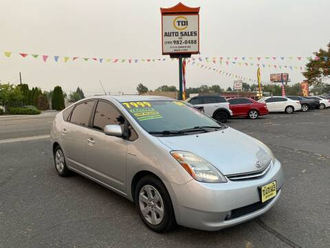 2008 Toyota Prius for sale at TDI AUTO SALES in Boise ID