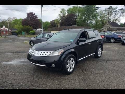 2007 Nissan Murano for sale at Colonial Motors in Mine Hill NJ