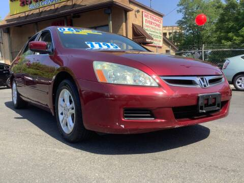 2006 Honda Accord for sale at Active Auto Sales Inc in Philadelphia PA