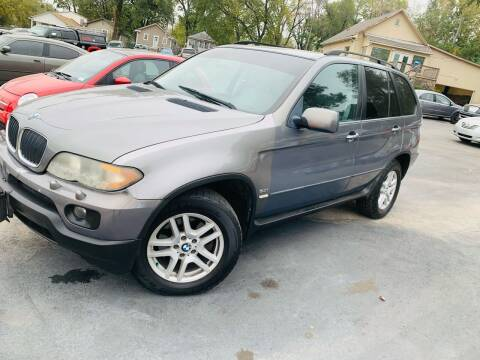 2006 BMW X5 for sale at Capital Mo Auto Finance in Kansas City MO