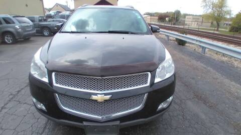2012 Chevrolet Traverse for sale at Discovery Auto Sales in New Lenox IL