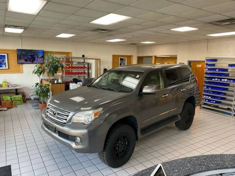 2013 Lexus GX 460 for sale at 4X4 Rides in Hagerstown MD
