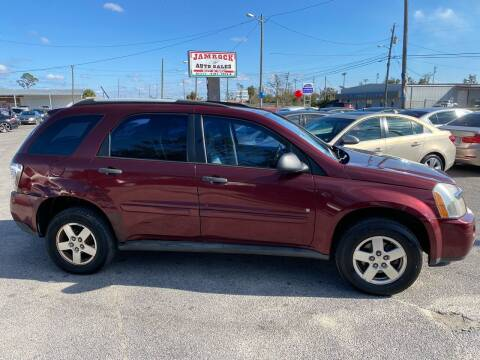 2009 Chevrolet Equinox for sale at Jamrock Auto Sales of Panama City in Panama City FL
