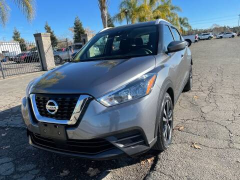 2020 Nissan Kicks for sale at Moun Auto Sales in Rio Linda CA