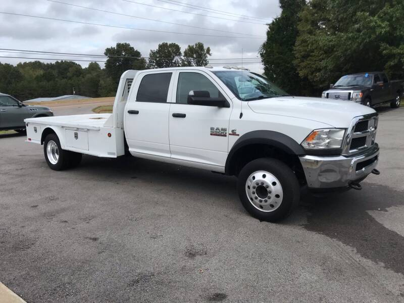 2015 RAM Ram Chassis 5500 for sale at Rickman Motor Company in Somerville TN
