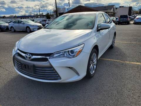 2017 Toyota Camry for sale at Auto Connection in Manassas VA