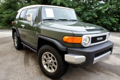 2012 Toyota FJ Cruiser for sale at CU Carfinders in Norcross GA