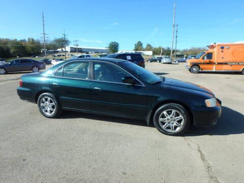 2001 Acura TL for sale at BLACKWELL MOTORS INC in Farmington MO
