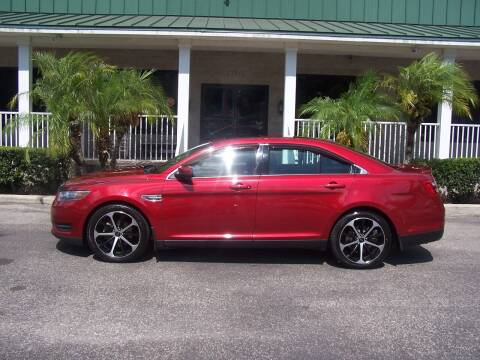 2015 Ford Taurus for sale at Thomas Auto Mart Inc in Dade City FL