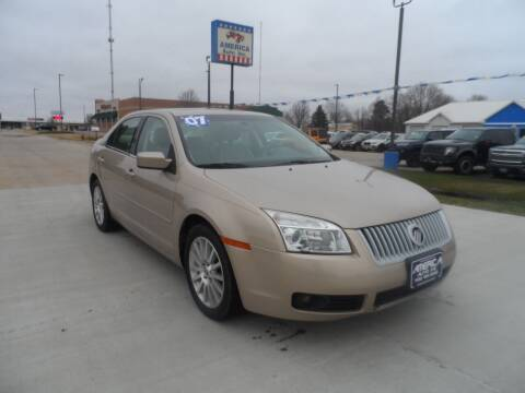 2007 Mercury Milan for sale at America Auto Inc in South Sioux City NE