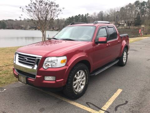 2008 Ford Explorer Sport Trac for sale at Village Wholesale in Hot Springs Village AR