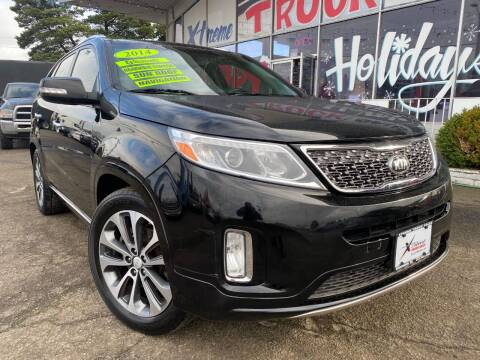 2014 Kia Sorento for sale at Xtreme Truck Sales in Woodburn OR