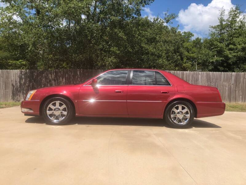 2006 Cadillac DTS for sale at H3 Auto Group in Huntsville TX