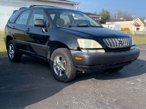 2003 Lexus RX 300 for sale at Newport Auto Group Boardman in Boardman OH