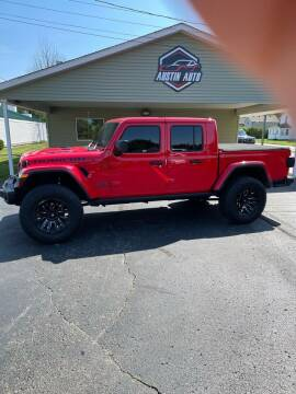 2020 Jeep Gladiator for sale at Austin Auto in Coldwater MI