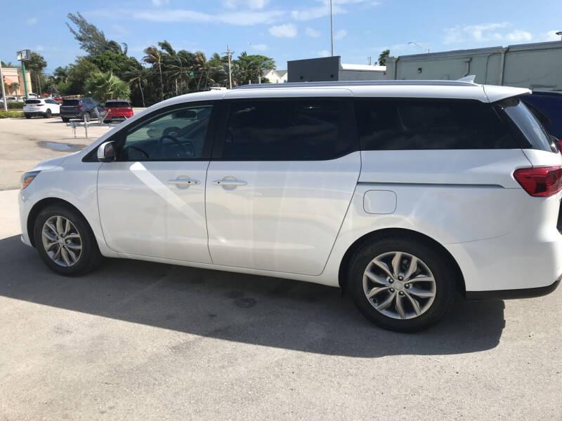 2021 Kia Sedona for sale at Key West Kia in Key West FL