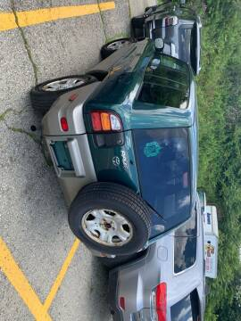 2000 Toyota RAV4 for sale at Trocci's Auto Sales in West Pittsburg PA