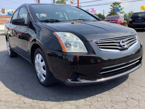 2012 Nissan Sentra for sale at Active Auto Sales in Hatboro PA