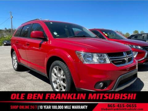 2014 Dodge Journey for sale at Ole Ben Franklin Mitsbishi in Oak Ridge TN